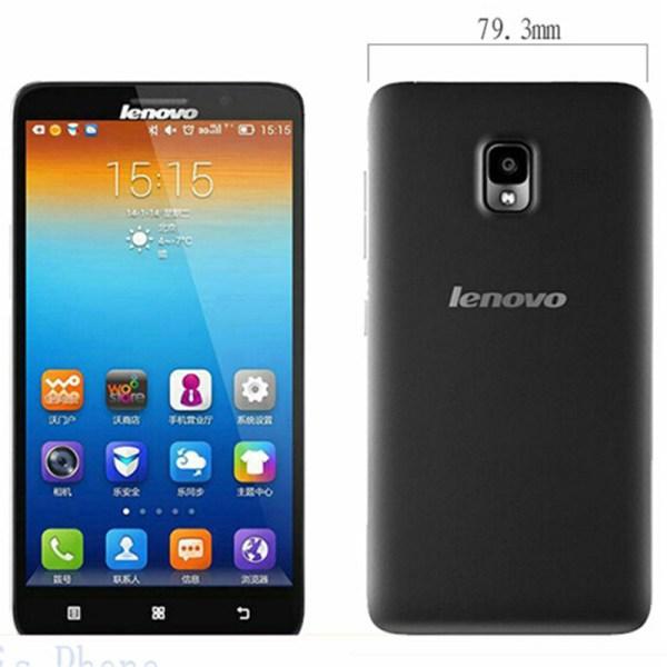 Original Lenovo A850+ A850 plus 4GB ROM 1GB RAM 5.5 inch ...
