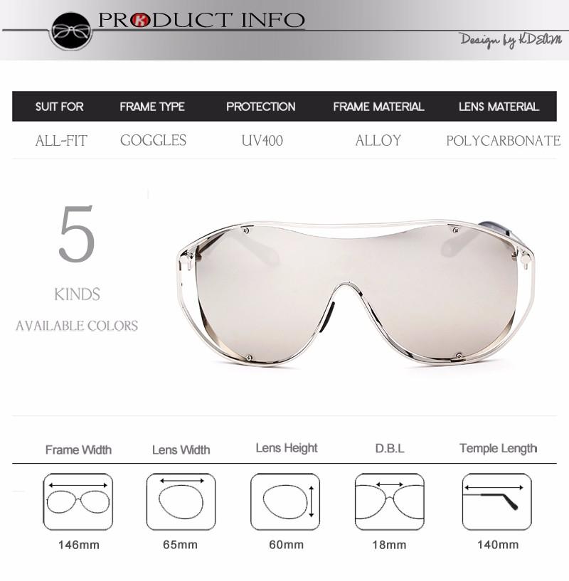partai Sight Steampunk Sunglasses Pria Berongga Lingkaran Tangguh-Guy  Matahari Kacamata Wanita Desain Inovatif KDEAM UV400 Sunglass Dengan Kotak 4871d1c9f3