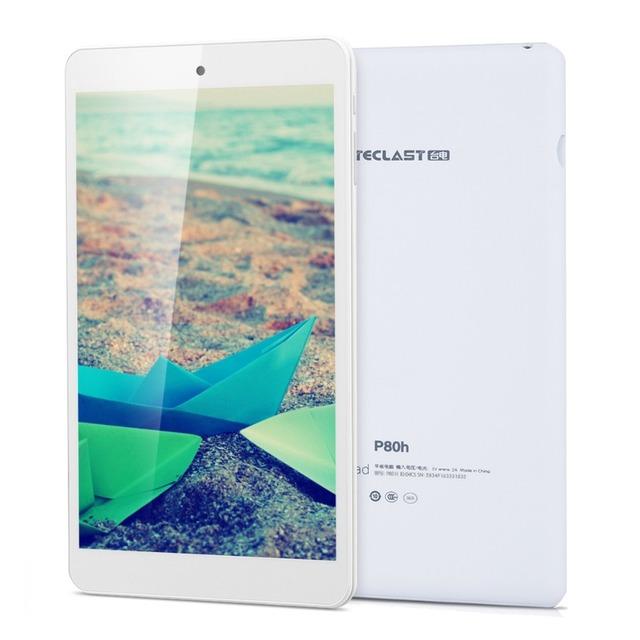 Teclast P80H Android 5.1 64bit MTK8163 Quad Core IPS 1280x800 Dual WIFI 2.4 Г/5 Г HDMI Bluetooth GPS 8 дюймов Планшетных Пк