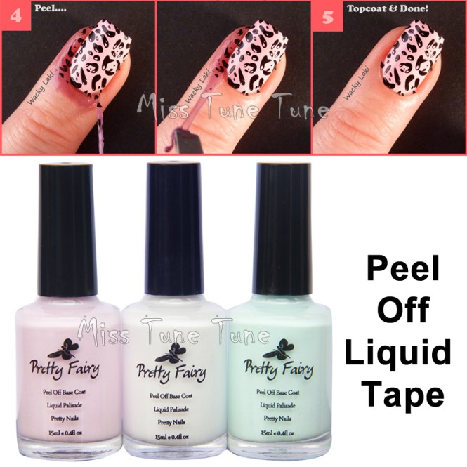 Aliexpress 1 Pc Diy Four Colors Gel Polish Cuticle Guard L Off Nail Base Coat Liquid Tape Latex For Art Sting Clear From