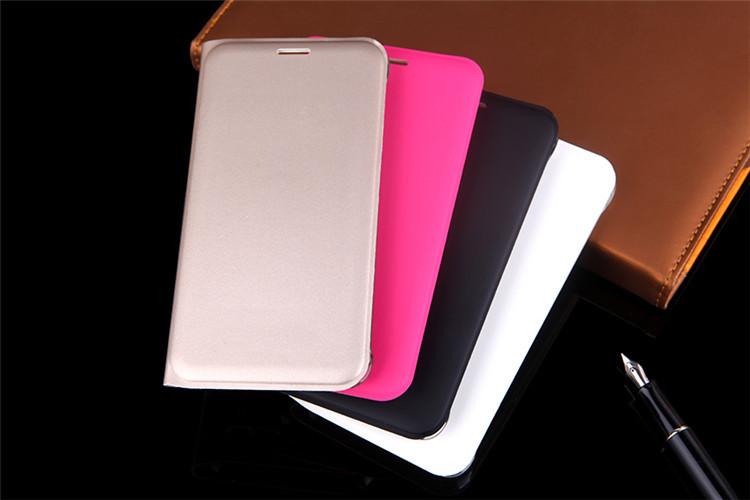 לגלקסי J5 מקרה דפוס עור Pu ארנק להפוך חריץ כרטיס הטלפון מקרה כיסוי עבור Samsung Galaxy J5 J500 J5000 במקרה את הטלפון 2015