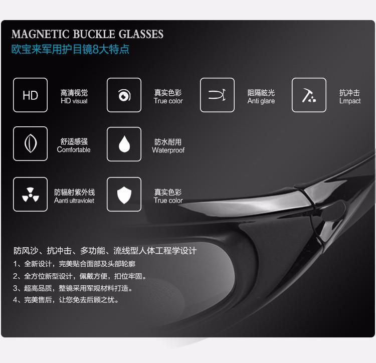OBAOLAY 2016 Mountian Sepeda Kacamata Terpolarisasi Kacamata Untuk Pria  Wanita Olahraga Outdoor Bersepeda Racing Sepeda OBLC5 cba1dd81f8