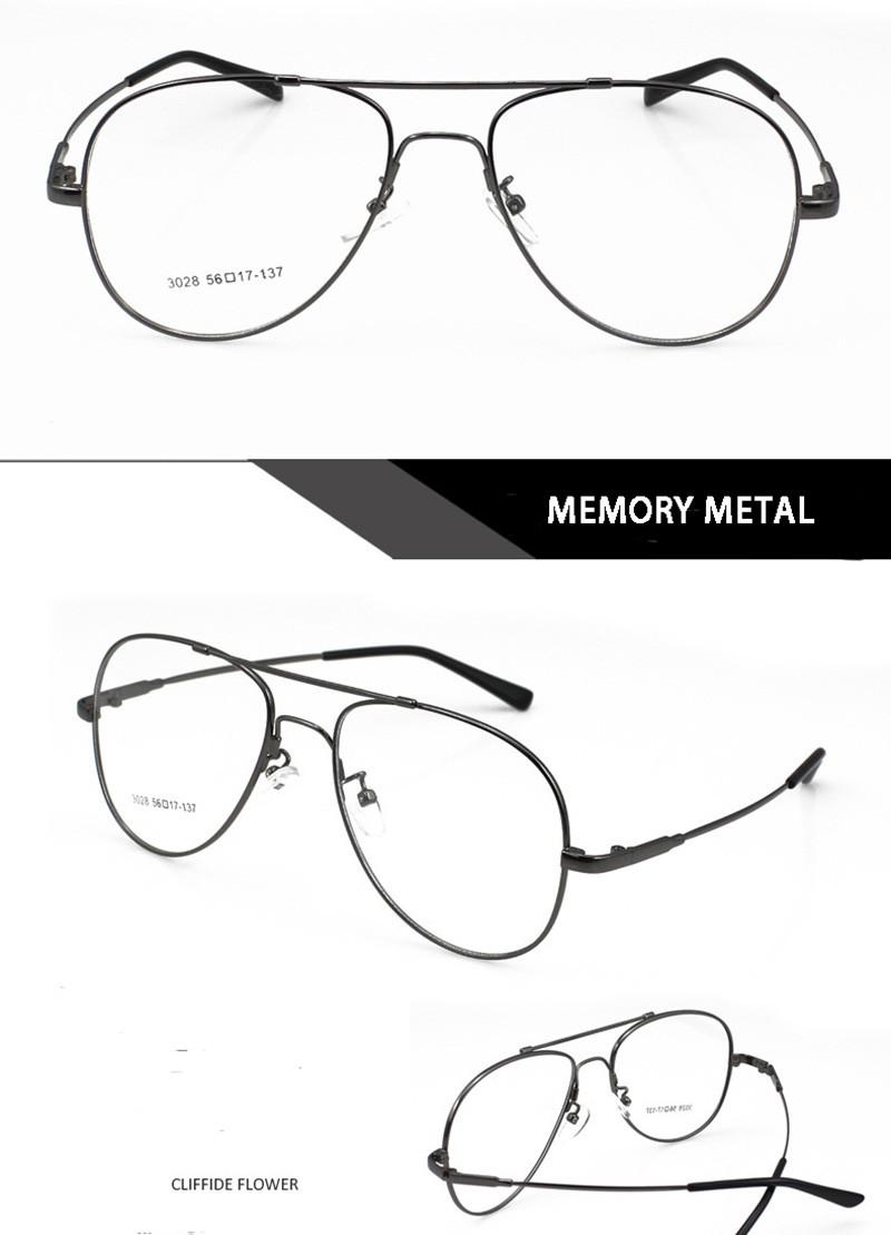 இVintage kacamata rim oculos de sol kaca optik pria katak putaran ... 222589847d