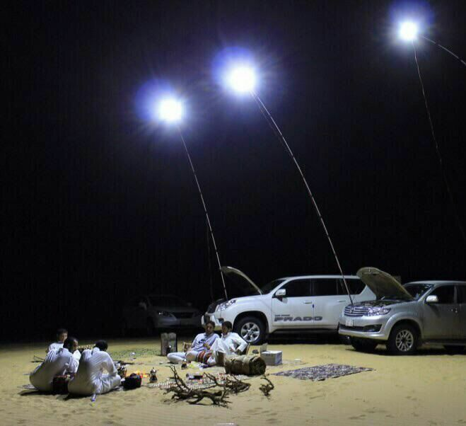 Fishing Rod Led Light