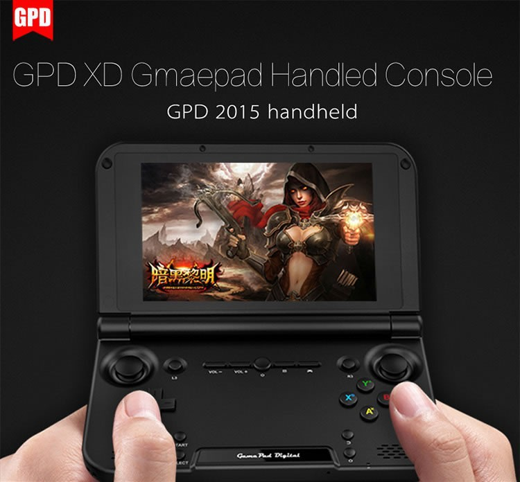 GPD XD 5 Inch Android Gamepad 32GB RK3288 Quad Core 1.8GHz Handled Game Console 189308 17