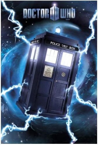 Resultado de imagen de doctor who cartel