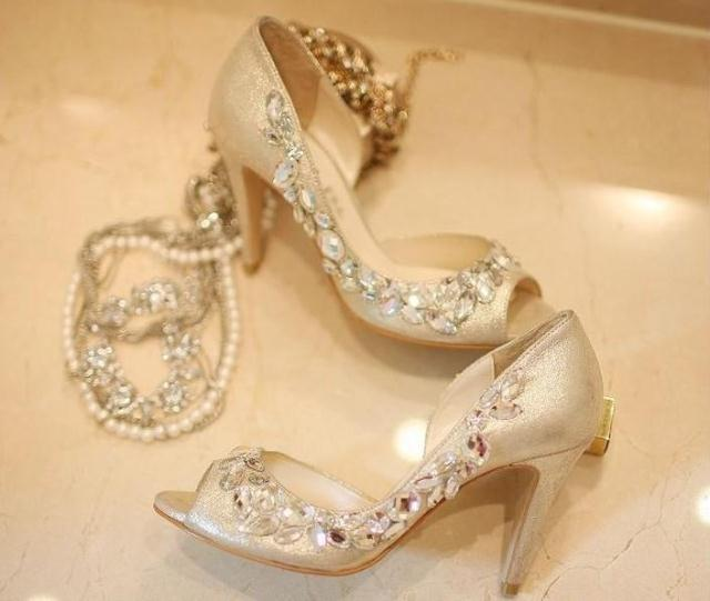 Popular Champagne Gold Shoes Buy Cheap Champagne Gold