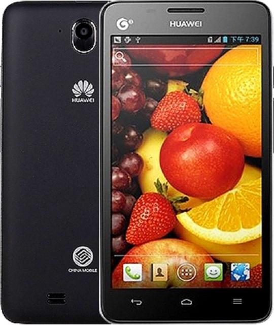 Оригинал Huawei G606-T00 ROM 4 ГБ + RAM 512 МБ 5.0 дюймов андроид 4.0 смартфон LC1811 двухъядерный 1.0 ГГц сети GSM 5.0MP камера