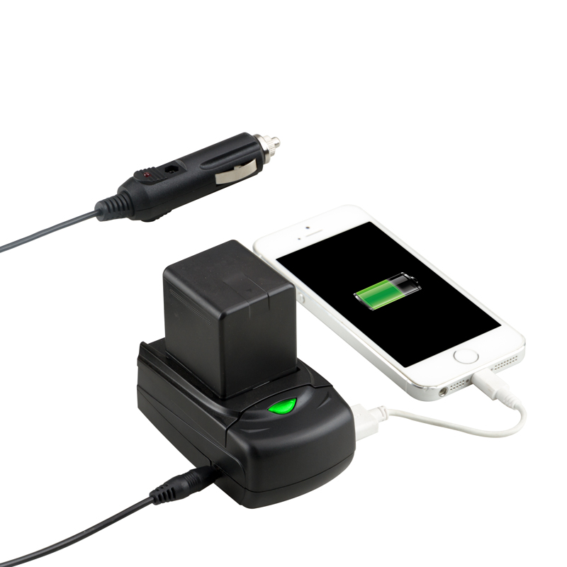 Udoli Np110 Np 110 Universal Battery Charger With Car