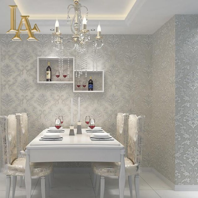 Grey Living Room Wallpaper   Zion Modern House