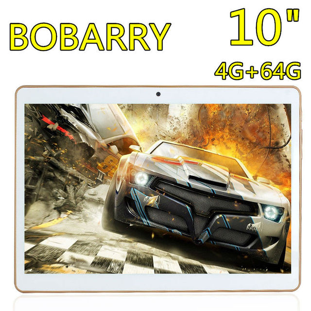 Оригинал BOBARRY Супер 10 дюймов K10 SE Octa-core 4 ГБ + 64 ГБ Android 5.1 Tablet PC, GPS OTG Bluetooth Wifi