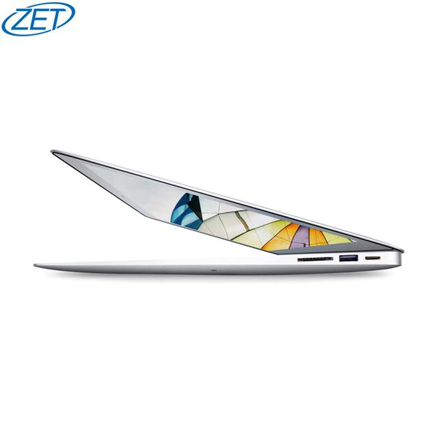 ZET-i7 Windows 10 Quad Core 13.3 inch 1920X1080FHD 2 ГБ RAM + 64 ГБ EMMC Быстро Работает Долго Выносливость Ноутбук ноутбук для путешествий работы