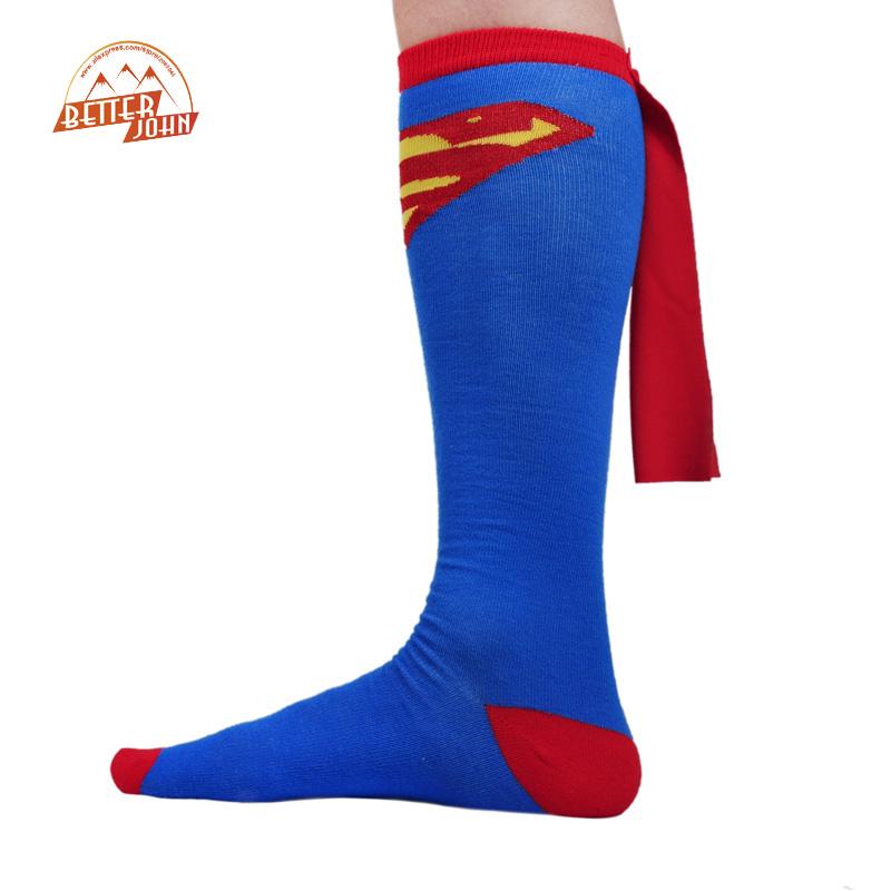 Cam Newton Superman Socks