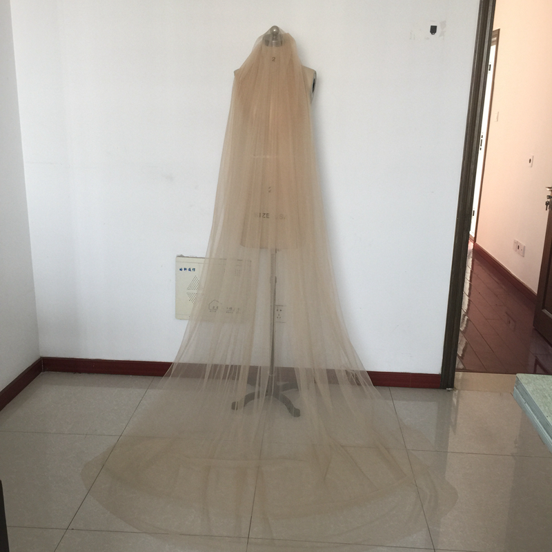 Popular Champagne Veil Buy Cheap Champagne Veil Lots From