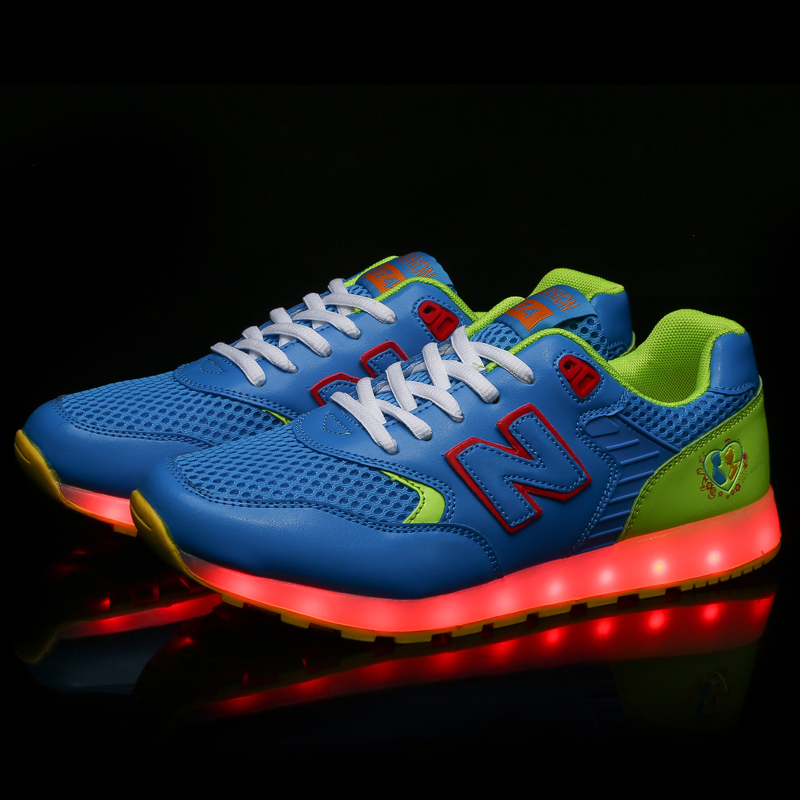 Colorful Led Light Shoes