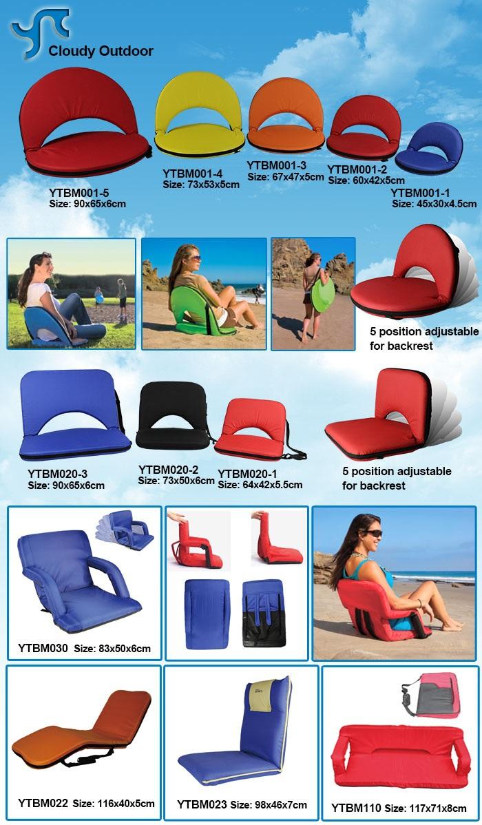 Multi Position Portable Pliant Chaise De Plage Chaise
