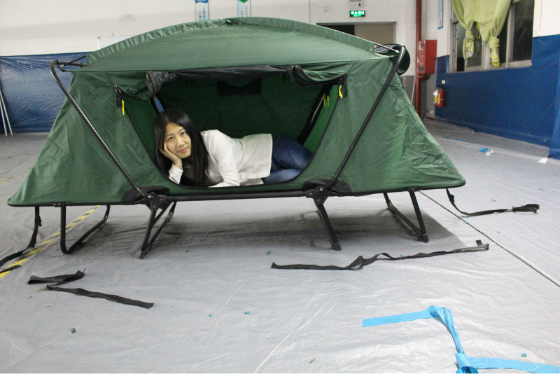 Smart Tent Off Ground Tent Above Ground Rainfly Bed