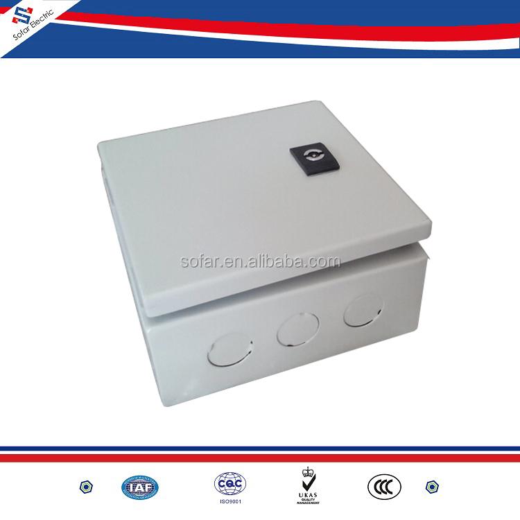 Ip65 Waterproof Outdoor Metal Enclosures 200x200x100mm ... on Outdoor Water Softener Enclosure  id=47554