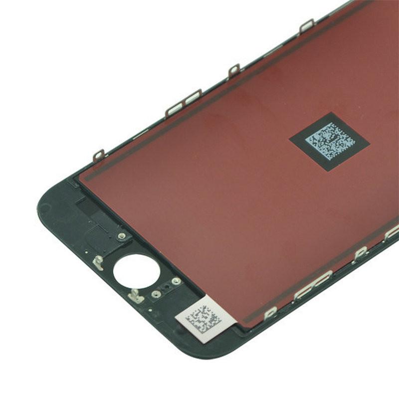 .++++ עבור iPhone 6 5 5s 5c תצוגת מסך LCD עם מסך מגע דיגיטלית הרכבה + כלים שחור לבן משלוח חינם