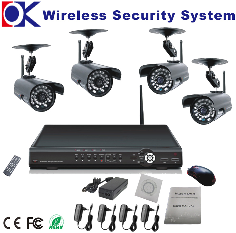 Best Diy Home Security Camera System