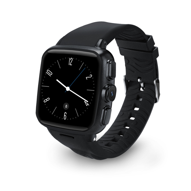Z01 Bluetooth Android 5.1 Smart Watch Phone 512 М RAM 4 Г ROM WiFi GPS SIM Камера Монитор Сердечного Ритма Наручные Часы Для iOS Android