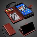 עבור Sony Xperia Z3 Compact מקרה ברור קריסטל שקוף מחשב מקרה קשה עבור Sony Xperia Z3 Z2 T3 קשה PC Case for Sony Z3 מיני
