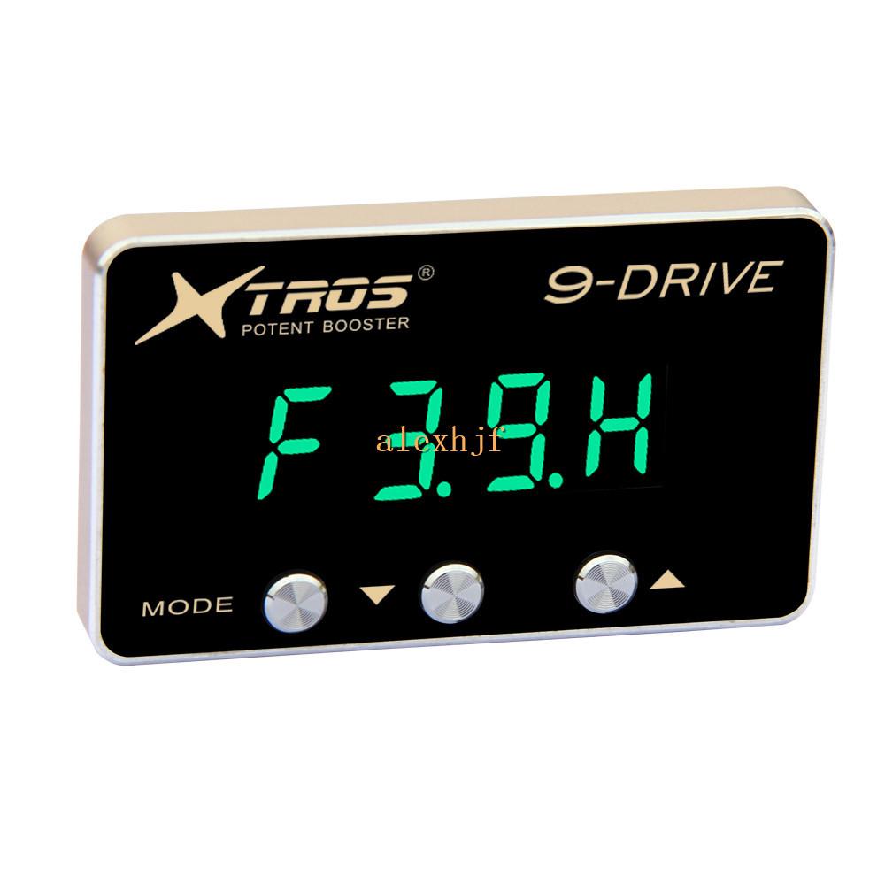 Tros 8th 9 Drive Booster Ampuh Throttle Elektronik Controller Bra Kait Depan Sexy Buka Push Up Bra8052 5