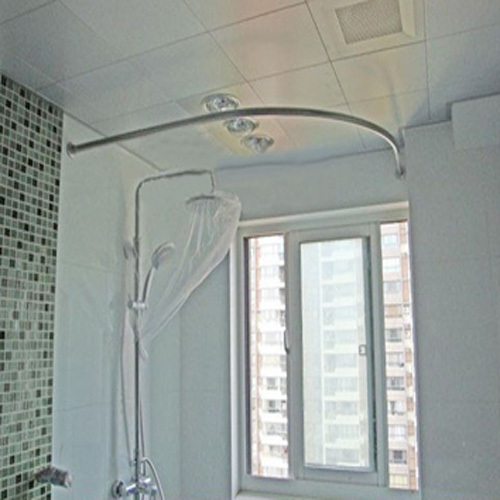 Image Result For Where Can I Buy A Curved Shower Curtain Rod