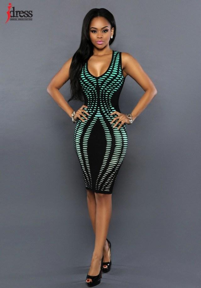 Plus Size 2016 Summer Dress (1)