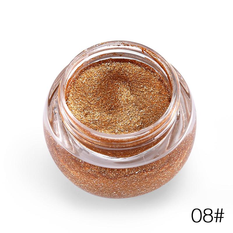 0 (8)  LOVE ALPHA 3D Glitter Eyeshaow Gel Metallic Powder Pigment Make-up 5 Choice Fragrance Cream Highlighter Shining Maquiagem Palette HTB1YS8LRXXXXXbQXVXXq6xXFXXXX