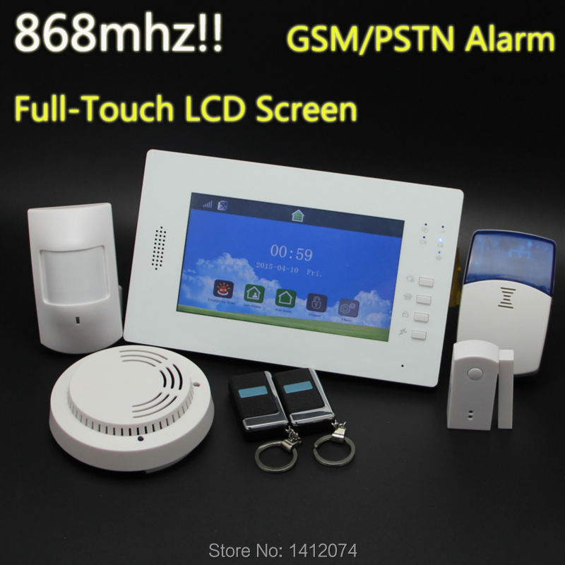 Security Alarm System Backup Battery