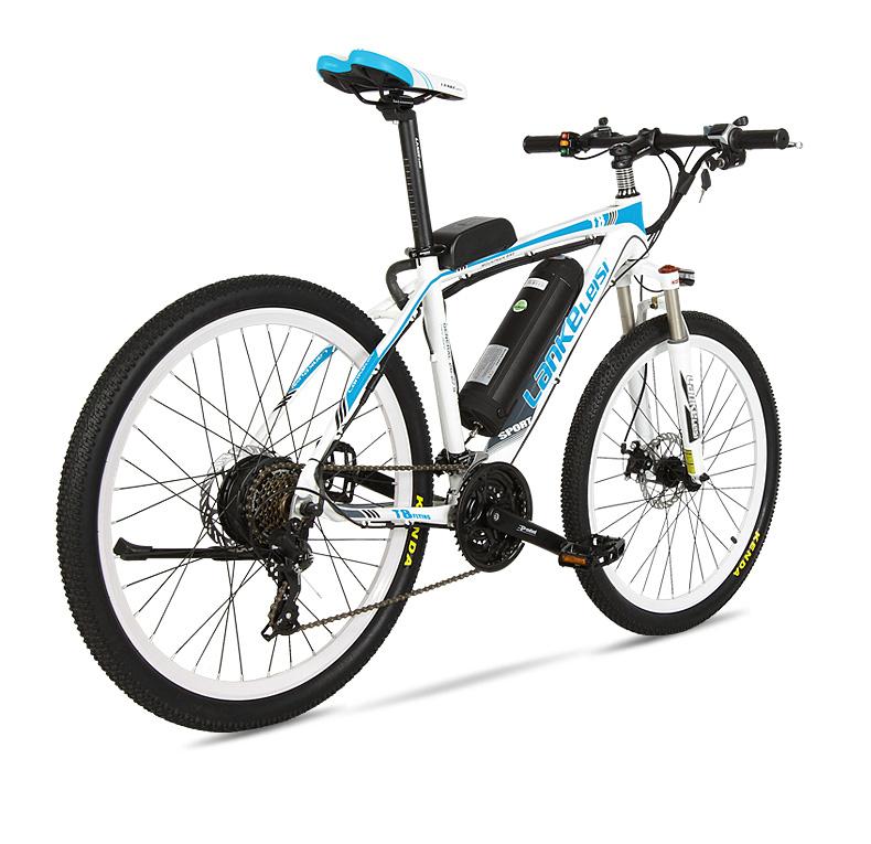 HTB1pmqmQVXXXXc6aXXXq6xXFXXXy - 400W /240W, 26 Inches Electrical Bicycle, UP to 48V 15Ah Lithium Battery , Aluminum Alloy Body Mountain Bike.
