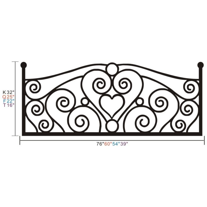 Free Shipping Personalized Monogram Headboard Vinyl Wall Decal Sticker King Queen Bedroom Art C2074 In Stickers From Home