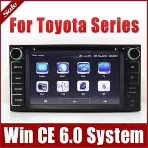 2 Din Head Unit Car DVD Player for Toyota RAV4 Camry