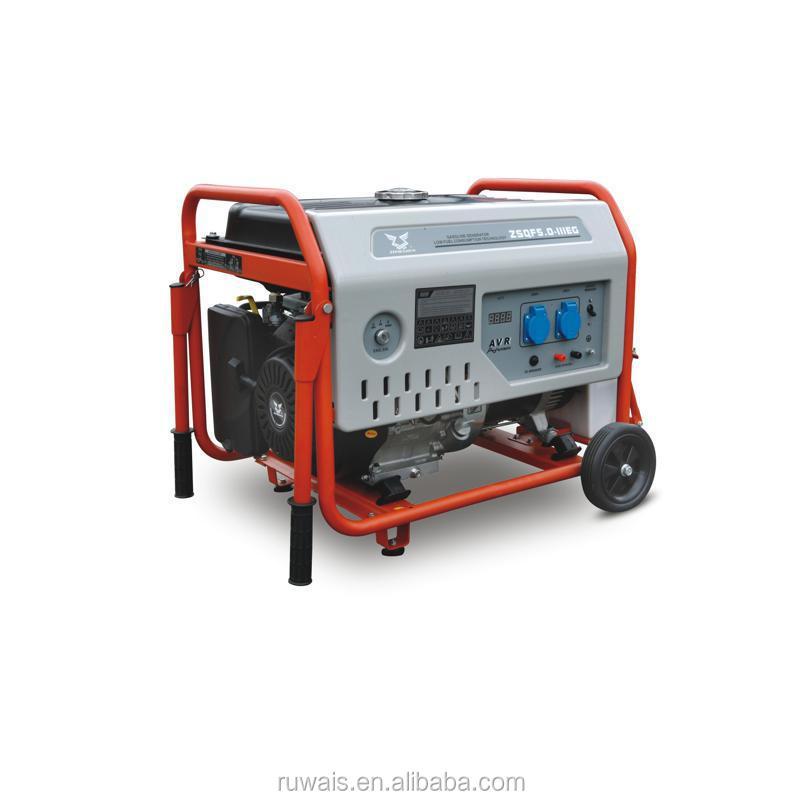 Diesel Generator Set Honda Diesel Generator Tiger