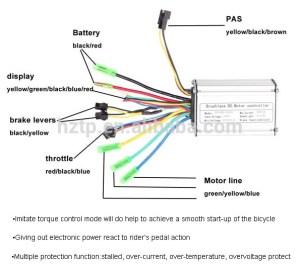 Electric Bike Motor Controller 36v  Buy Electric Bike 36v