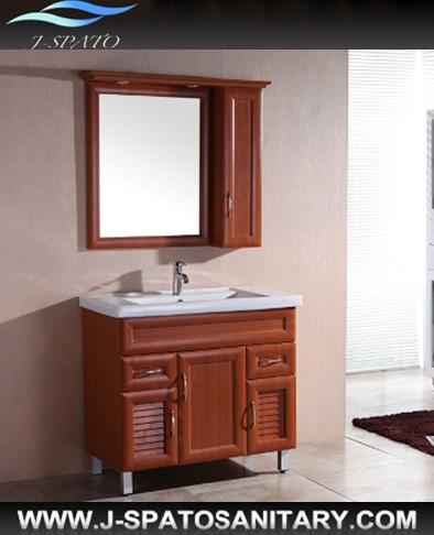 Classique Cabinet De Stand Lgant Avec Miroir Et Lavabo