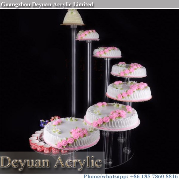 2016 Fairy Funky Cake Stand Glass Cake Stand Wholesale