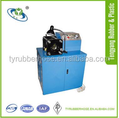china manufacture 4 51mm hose crimper hydraulic hose pipe crimper hydraulic hand crimper