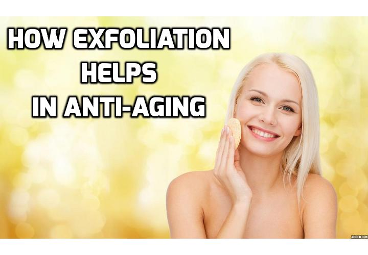 Is Exfoliation the Anti-Aging Secret You Need for Younger Looking Skin? Not so sure about exfoliation? What you're about to read may make you want to reconsider. When it comes to anti-aging, exfoliation is one of the most effective ways to promote youthful skin. And that's not all.