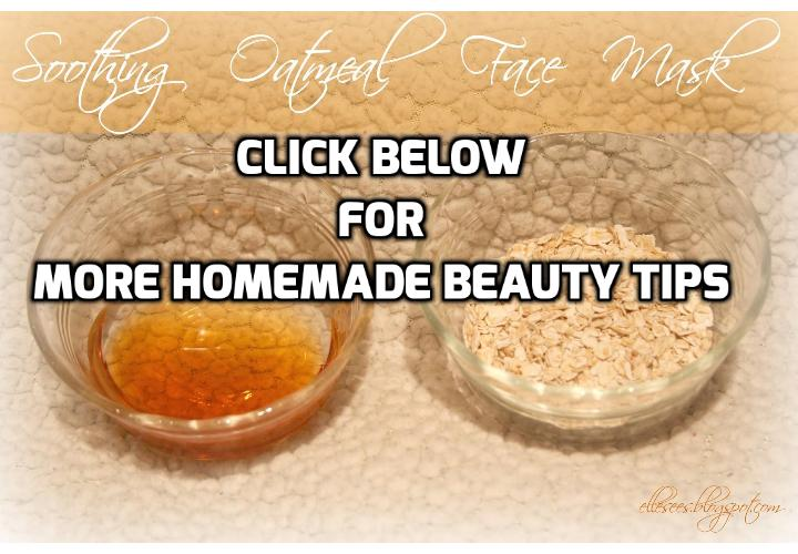 5 Beauty Tips - How to Make an Easy Homemade Oatmeal Facial Mask - Oatmeal is one of the most beneficial grains to be found, being a great ally for our health. But it is also one of the ingredients used in cosmetics due to its exfoliating power to help regenerate skin and provide it with nutrients to make it look much better. Here is how to make a homemade facial mask for healthy glowing skin.