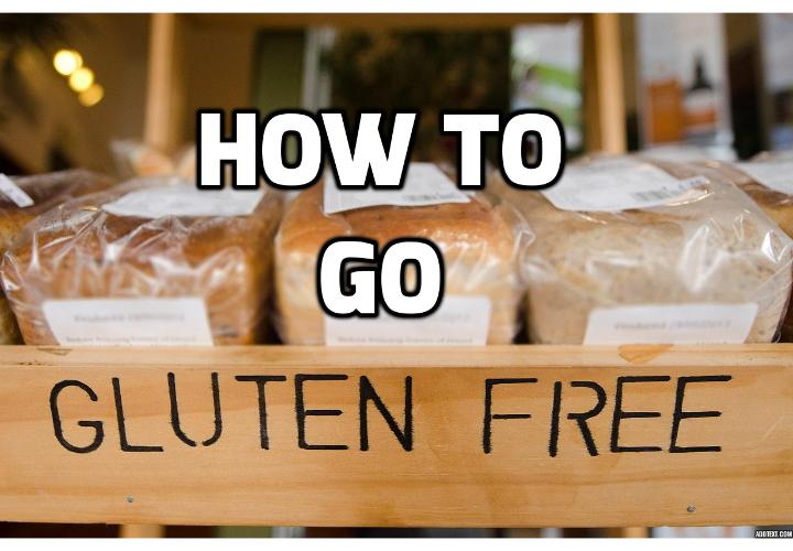 Here is a Gluten free shopping list for thyroid health - Revealing here is a gluten free shopping list for your thyroid health which shows gluten free alternatives to some common foods