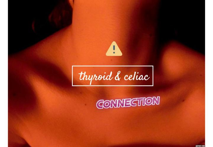 The Coeliac Disease – Thyroid Connection - Coeliac disease is one of the most common inflammatory conditions affecting the digestive system. A gluten free diet is advocated for life for those diagnosed with this digestive problem.