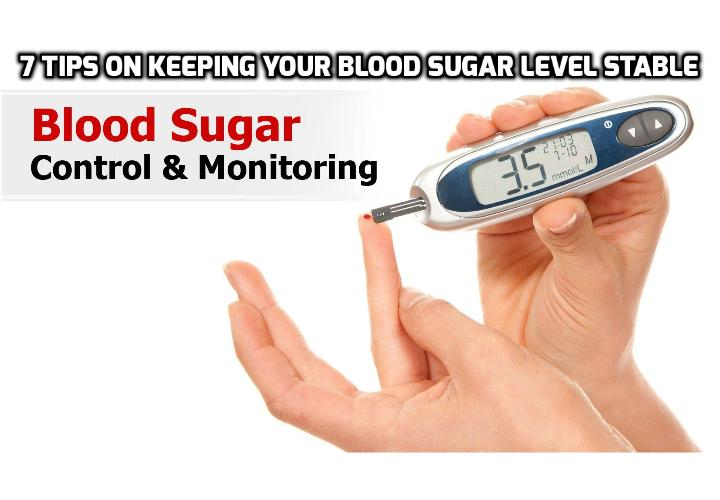 7 Tips On Keeping Your Blood Sugar Level Stable - If you're anything like me, it can be tough to resist all of the comfort foods and sugary sweets that come with the holidays. Aside from being not so good for you, excess refined sugar and carbs can cause a sudden spike and then drop in your blood sugar level. Here are some tips on keeping your blood sugar level stable