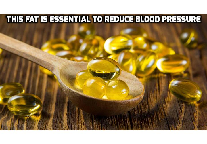 This Fat is Essential to Reduce Blood Pressure - A new study from the UAE proves one type of fat to be extremely effective to reduce blood pressure. In fact, you should make absolutely sure you consume this fat every single day.