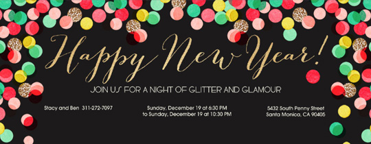 Funny New Year S Eve Party Invitation Wording Wedding Invitation – Get Together Invitation Template