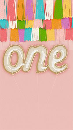 free baby s first birthday invitations