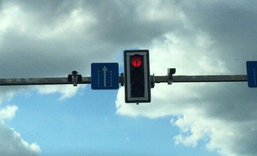 Внимание, автоводители! На улице Краста установлены новые видеокамеры