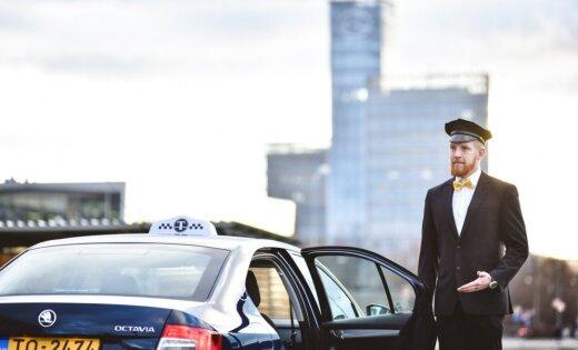 В Латвии появились правила для Taxify и других сервисов по вызову такси