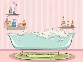 """Resultat d'imatges per a """"bañera con burbujas"""""""